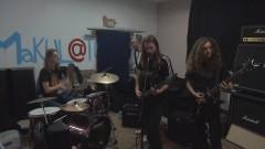 """W marcu wygrali """"Koncert Garażowy"""" teraz nagrywają demo - Zespół SLAVE - 23.09.2015"""