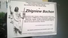Zmarł Zbigniew Bochon. Żył 59 lat.