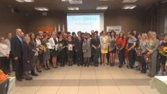 Burmistrz Sztumu Leszek Tabor podziękował nauczycielom w dniu ich święta - 13.10.2015