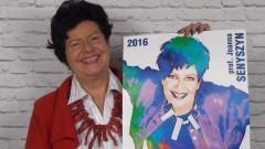 50 Kalendarzy na 2016 rok od prof. Joanny Senyszyn czeka na Ciebie - 19.10.2015