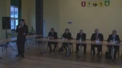 Sztumska debata wyborcza z kandydatami do Sejmu RP – 20.10.2015