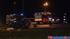 Śmiertelny wypadek w Kiezmarku. Jedna osoba nie żyje, 13 rannych - 23.10.2015