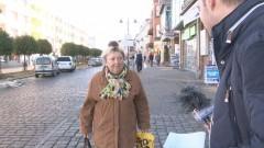 """""""To jest wszystko groch z kapustą"""" powyborcza sonda w Malborku - 26.10.2015"""