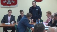 Były antyterrorysta kierownikiem posterunku w Starym Polu. XI sesja Rady Gminy - 28.10.2015