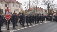 Sztum. Obchody 97. Rocznicy Odzyskania przez Polskę Niepodległości – 11.11.2015