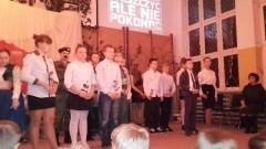 """Akademia """"Historia wpisana w życie"""" z okazji Święta Niepodległości w Zespole Szkół nr 1 w Malborku - 10.11.2015"""