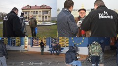 """Wilkowyje: TvRegionalna24.pl na planie X serii """"Rancza"""" – 17.11.2015"""