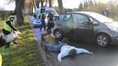 """""""Skazany ze Sztumu porwał zakładnika i uciekał przed policją. Został zatrzymany w Gościszewie"""". Był to doskonały sprawdzian dla wszystkich służb - 18.11.2015"""