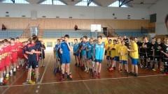Malbork. Uczniowie SP3 zajęli 4 miejsce w finale wojewódzkim w unihokeju chłopców szkół podstawowych w Gdyni – 23.11.2015
