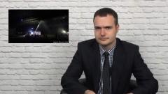Pożar mostu w Lisewie.Info Tygodnik. Malbork - Sztum - Nowy Dwór Gdański – 27.11.2015