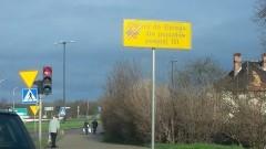 Wiadukt na DK 22 w kierunku Elbląga zamknięty. Od dziś obowiązują objazdy starą DK 22, DK 55 – 27.11.2015