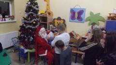Spotkanie Wigilijne z Mikołajem w Moranach – 21.12.2015