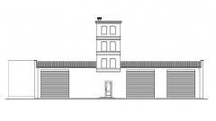 Zobacz projekt rozbudowy budynku OSP w Dzierzgoniu – 21.12.2015