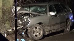 Śmiertelny wypadek w okolicy Czerwonego Dworu – 12.01.2016