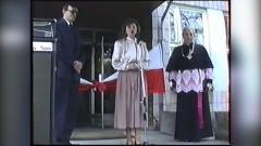 Otwarcie Domu Kultury w Malborku. Zobacz nagranie z 2 maja 1991