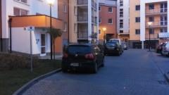 Inni niech sobie radzą na ulicy Słowackiego. Kolejni mistrzowie parkowania w Malborku - 27.01.2016