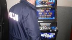 Zabezpieczyli 9 automatów do gier hazardowych. Wspólne działania policji i Urzędu Celnego w Gdyni na terenie Powiatu Sztumskiego - 05.02.2015
