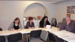 Kolejna edycja spotkań Klubu Integracji Społecznej w Sztumie - 16.02.2016