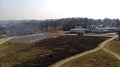 Wypadek na trasie Stary Dzierzgoń – Przezmark. Płonące trawy zagrażały blokom. Podsumowanie świątecznego weekendu służb mundurowych – 29.03.2016