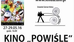 "Repertuar sztumskiego kina ""Powiśle"" na maj - 8.04 - 2016"