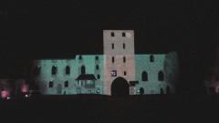 Muzeum Zamkowe: Historia zamkowego kościoła Najświętszej Marii Panny. Widowisko plenerowe z użyciem mappingu, laserów, światła i dźwięku - 16.04.2016