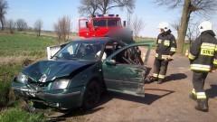 Jedna osoba poszkodowana w wypadku w Żuławce Sztumskiej. Weekendowy raport służb mundurowych – 18.04.2016