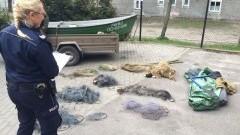 52-letni mieszkaniec powiatu sztumskiego odpowie za kłusownictwo na jeziorze w Balewie – 24.04.2016