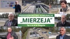 Zakończenie projektu pn. Modernizacja i rozbudowa oczyszczalni ścieków w Stegnie za prawie 20 mln zł. Zobacz film - 11.05.2016