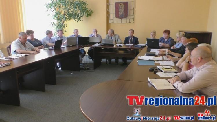 Z obrad XXIII sesji Rady Miasta i Gminy Sztum - 24.05.2016