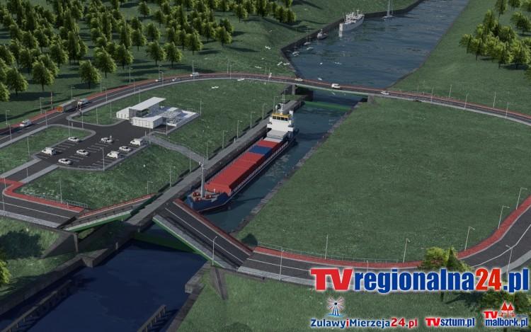 Rząd zdecydował. Jest uchwała ws. budowy kanału przez Mierzeję Wiślaną - 24.05.2016