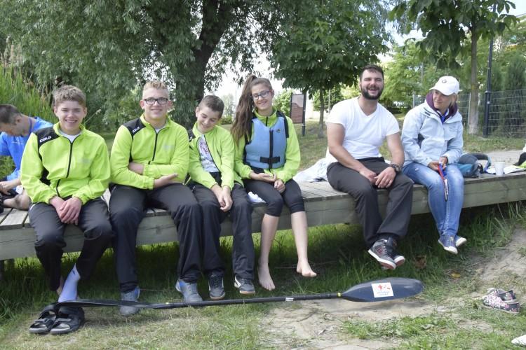 Sportowe emocje i przyjazna atmosfera. 10. Sztumskie regaty kajakowe niepełnosprawnych – 11.06.2016