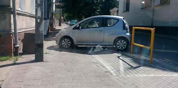 Mistrzowie(nie tylko)parkowania na
