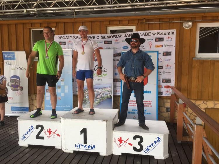 Święto sportów wodnych w Sztumie! Ścigali się najlepsi polscy kajakarze – 25-26.06.2016