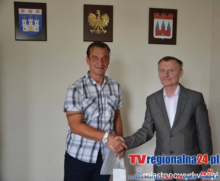 Jarosław Talik zakończył piłkarską karierę. Nowy Dwór Gd - 06.07.2016