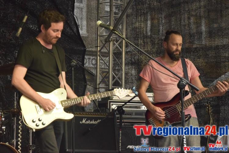 Grunge owo – rockowy koncert Mad in Poland na pl. Wolności w Sztumie – 20.08.2016