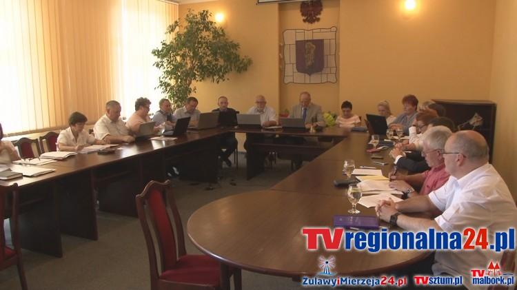 Apel Radnych w sprawie baneru. XXVI Sesja Rady Miejskiej w Sztumie - 31.08.2016