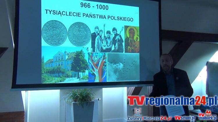 Obchody 1050-lecia Chrztu Polski w Dzierzgoniu. Ciekawe wykłady i wystawa