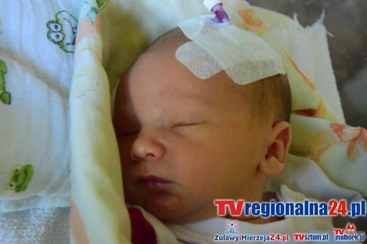 Natanie, witaj na świecie w Szpitalu Polskim w Sztumie! - 18.09.2016