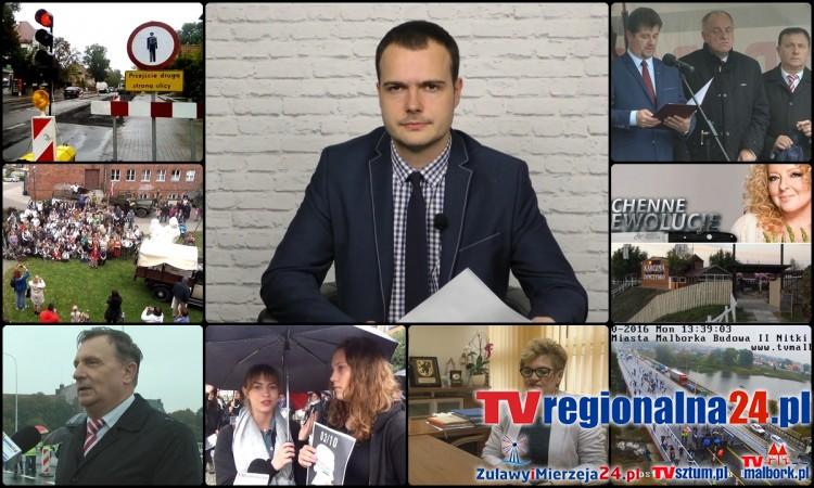 Otwarcie mostu w Malborku, Dzień Żuławiaka, gigantyczne korki w Sztumie. Najważniejsze wydarzenia minionego tygodnia w Info Tygodniku – 07.10.2016