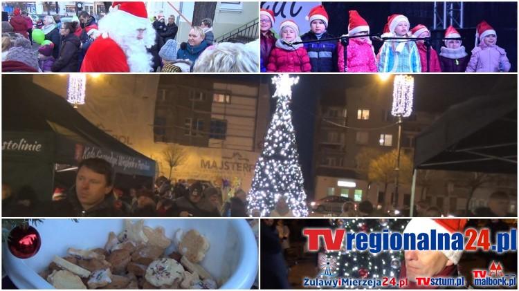 Św. Mikołaj już pojawił się w Sztumie! Koncerty, warsztaty oraz pyszny bigos i pierogi – 06.12.2016