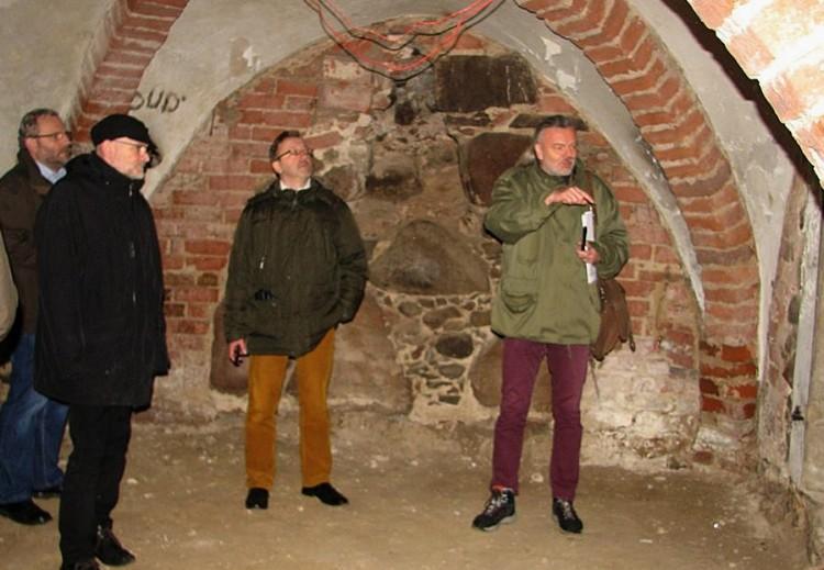 Jaka koncepcja dla sztumskiego zamku? Kolejne spotkanie z przedstawicielami Muzeum Zamkowego w Malborku – 9.12.2016