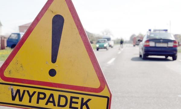 Gm. Stary Targ: Uwaga! Wypadek na Drodze Wojewódzkiej 515 w Ramotach – 28.12.2016