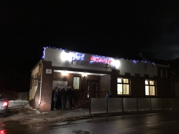 """Podsumowanie Kuchennych Rewolucji w Sztumie. Uroczysta kolacja w Restauracji """"Przedzamcze"""" - 12.01.2017"""