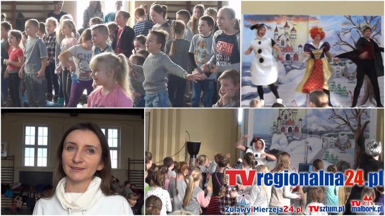 Dzierzgoń: Aktorzy Teatru Katarynka obudzili dziecięce emocje! Postacie z bajek poruszyły wyobraźnię - 27.01.2017
