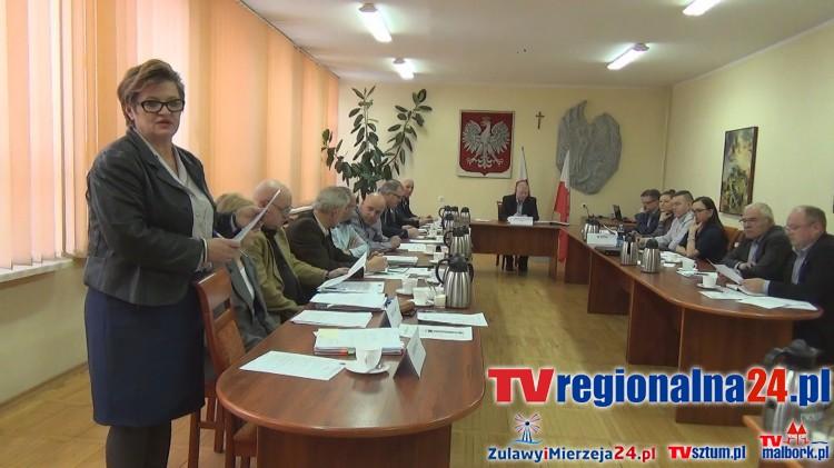 Sprawy oświatowe, społeczne i walka o jakość ulic. XXV sesja Rady Miejskiej w Dzierzgoniu – 08.02.2017