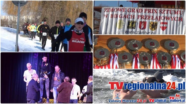 Sportowe emocje i zdrowy duch w XVIII Zimowym Grand Prix Sztumu w Biegach Przełajowych – 12.02.2017