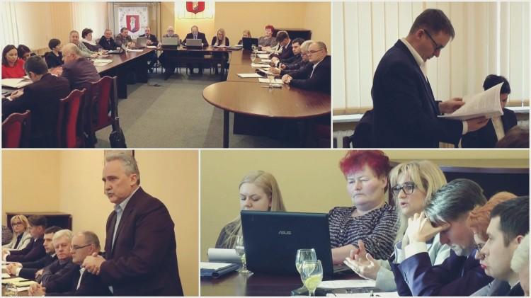 Dostosowania sieci szkół podstawowych i gimnazjów do nowego ustroju szkolnego. XXXIII Sesja Rady Miejskiej w Sztumie - 22.02.2017