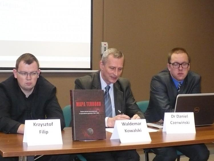 Zbrodnie komunistyczne były też w Sztumie. Wykład historyków gdańskiejgo IPN – 23.02.2017