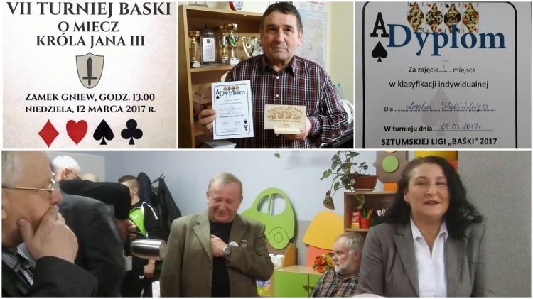 Baśka nas bawi! Wyniki II Turnieju Sztumskiej Ligi Baśki 2017 – 04.03.2017