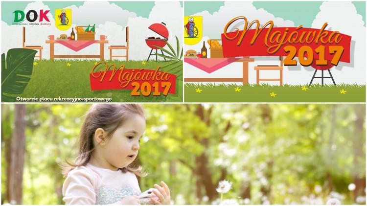 Dzierzgoń: Majówkowe koncerty, gry i zabawy. 3 Maja uroczystości Święta Konstytucji z 1791 r. - 29.04-03.05.2017